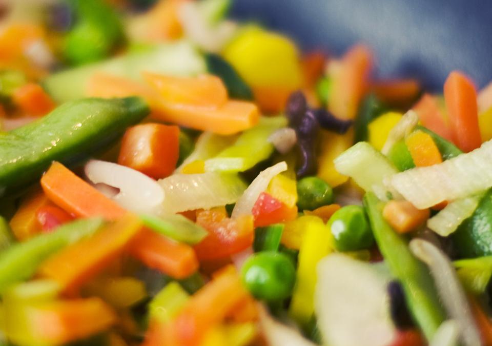 Adopting a vegetarian lifestyle